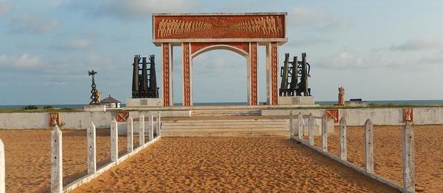La Porte du non-retour à Ouidah
